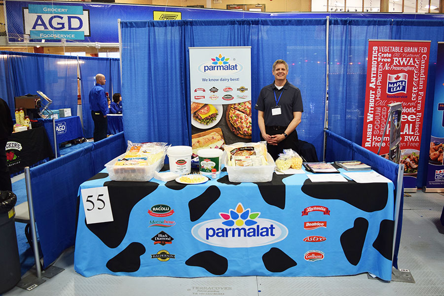 22nd Annual Trade Show - Atlantic Grocery Distributors Ltd